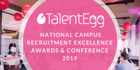 TalentEgg National Campus Recruitment Excellence Awards & Conference 2019 tickets