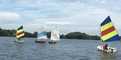 Hykeham Junior Sailing - Saturday Sessions  25th May - 28th Sept 2019