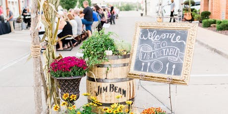 Farm to Table Community Dinner tickets