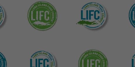 Long Island Food Council September  Monthly Meeting tickets