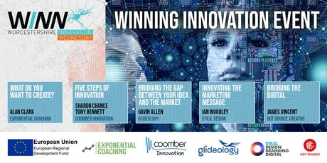 WINNing Innovation - Hartlebury tickets