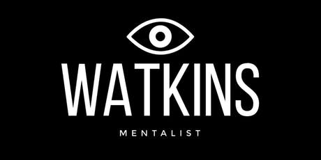 Watkins Mentalism @ The Parkside Lounge tickets