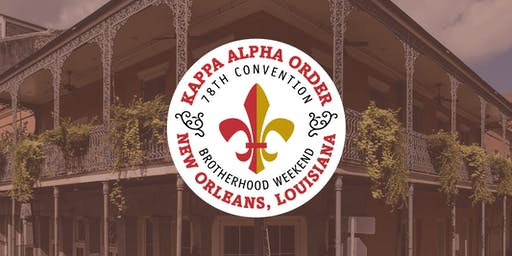 78th Convention & Brotherhood Weekend