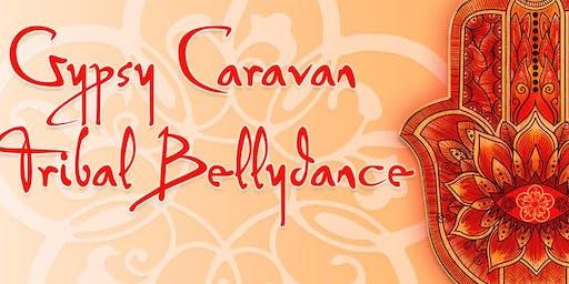 Gypsy Caravan Tribal Dance for Women Taster Sheffield