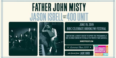 The Bowery Presents: Father John Misty and Jason Isbell & the 400 Unit tickets