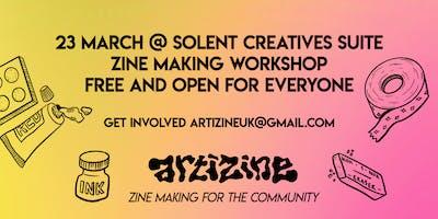 Artizine - Zine Making Workshop