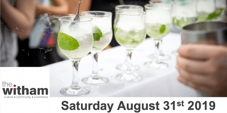 Mr. Foxx's Fabulous Gin Fest  tickets