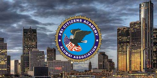 2019 FBI Detroit Citizens Academy Graduation