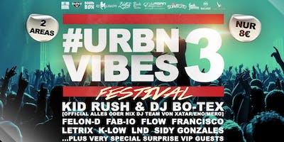 URBN VIBES Festvial Vol.3