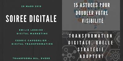 SOIREE DIGITALE - Digital Marketing & Digital Transformation