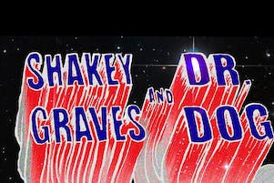 Shakey Graves and Dr. Dog