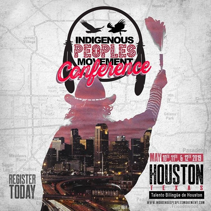 Indigenous Peoples Movement Conference image