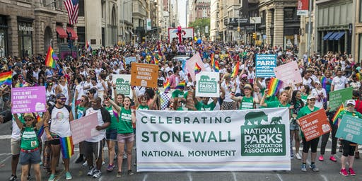 2019 NYC Pride March with NPCA