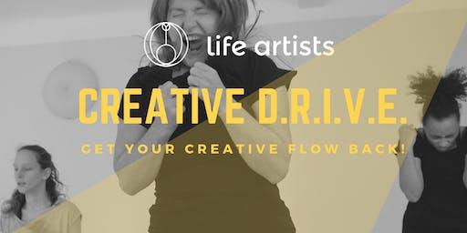 Creative D.R.I.V.E.  - July 2019