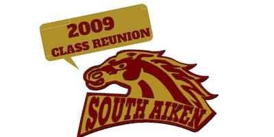 South Aiken Class of 2009 Reunion!