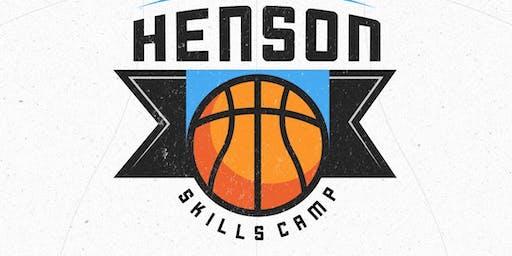 John Henson Skills Camp