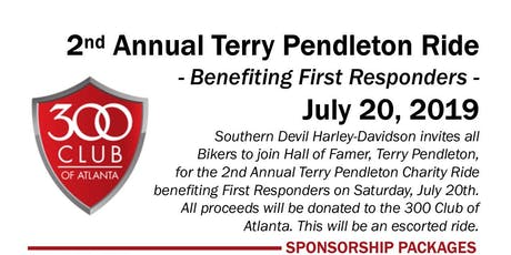 2nd Annual Terry Pendleton Ride tickets