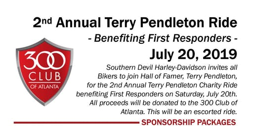 2nd Annual Terry Pendleton Ride