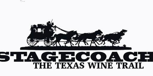 Texas Stagecoach Wine Trail January 2020
