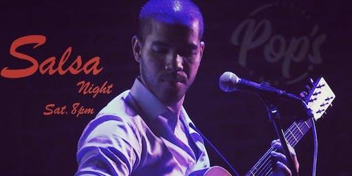 Salsa Night Saturdays w/ Victor Rosso @ Pop's