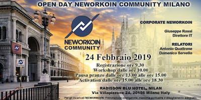 OPEN DAY NEWORKOIN COMMUNITY MILANO