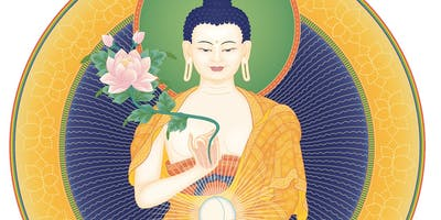 Purifying Negativity: The Practice of the 35 Confession Buddhas with Gen Kelsang Gomchen (Temple)