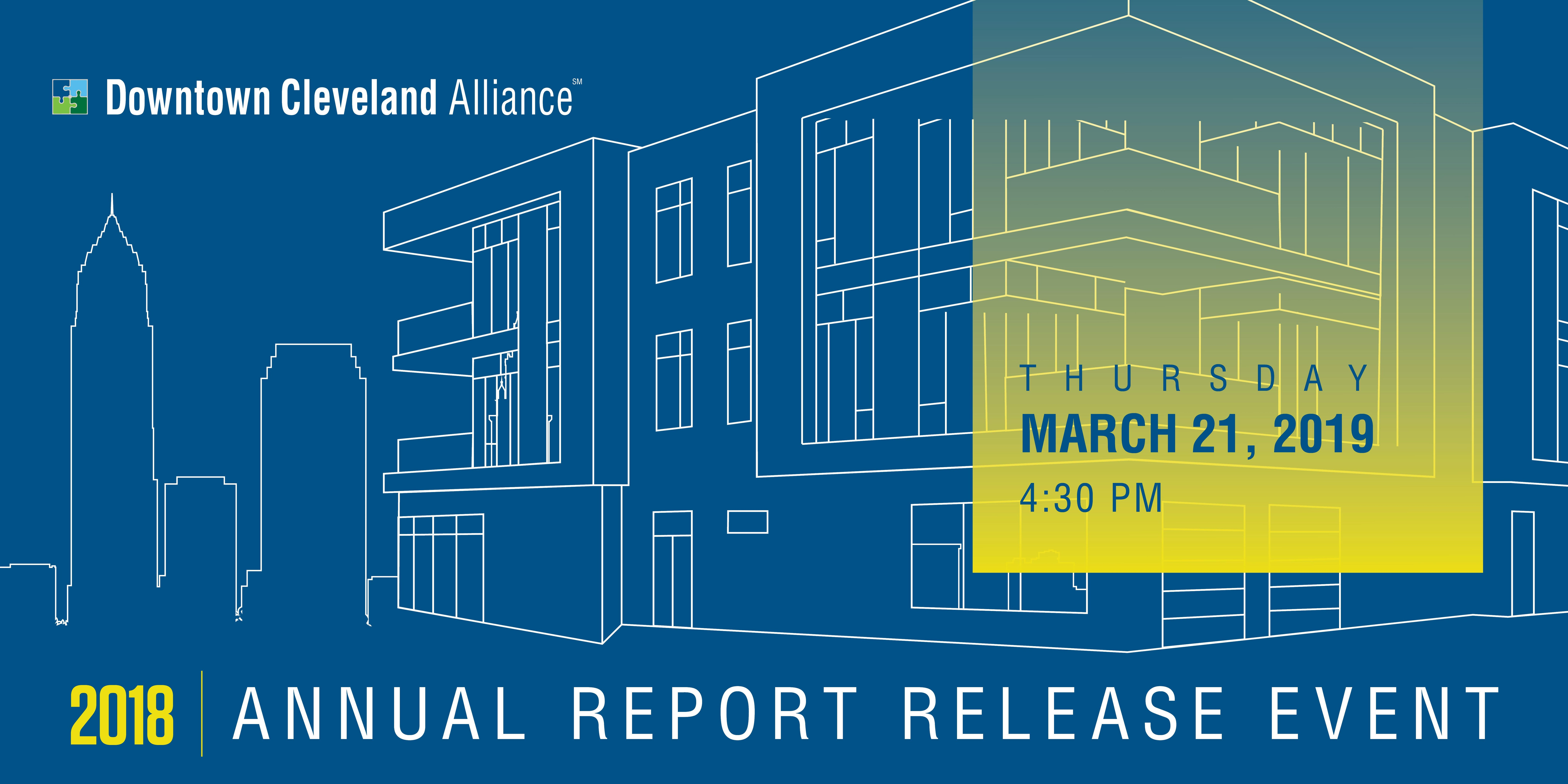 Downtown Cleveland Alliance Annual Report Rel