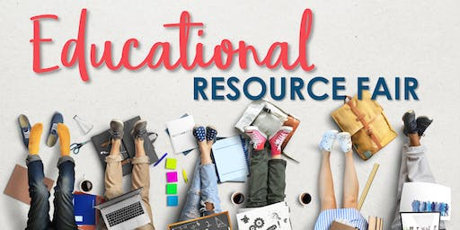 Educational Resource Fair 2019
