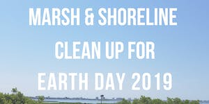 Marsh and shoreline clean up at the Jamaica Bay Wildlif...