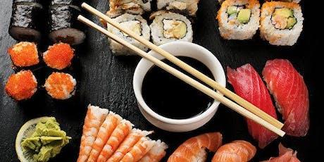 Sushi, Tauchen Sie ein in die Welt der japanischen Sushi-Kunst! Tickets