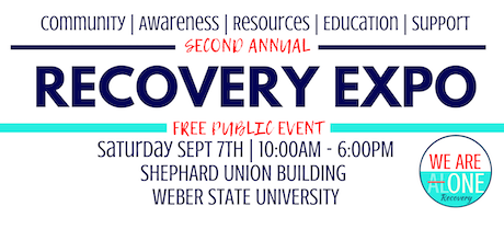 We Are One Recovery Expo tickets
