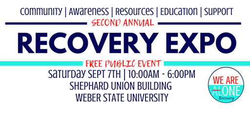 We Are One Recovery Expo