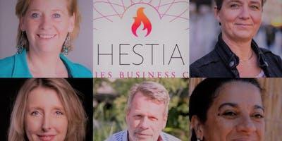 1e Ladies Business Club Hestia inspiratie dag met netwerklunch