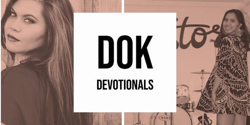 DOK Devotional