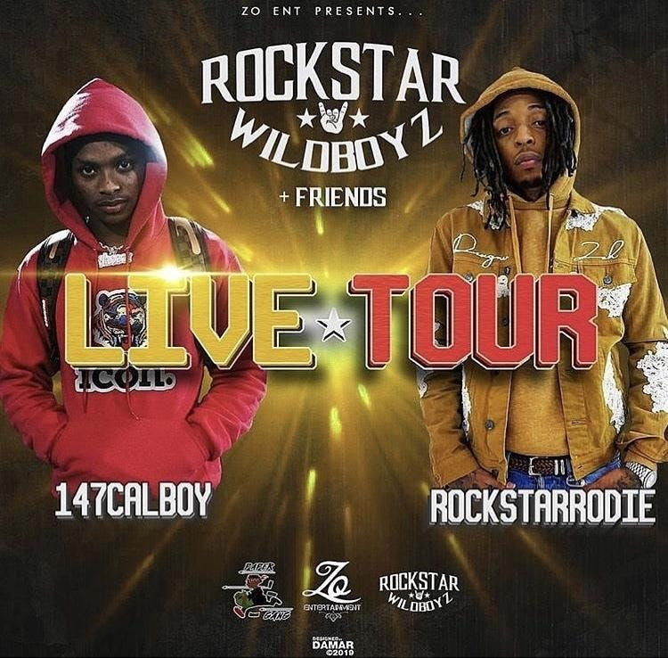 WILDBOYZ & ROCKSTAR TOUR