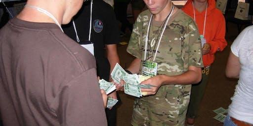 Camp Millionaire Ages 10-16