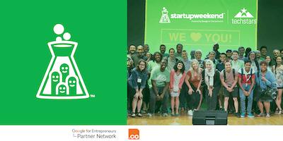 Techstars Startup Weekend Folsom 07/19