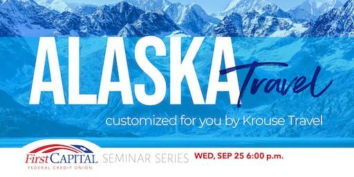 2019 Seminar Series - Alaska Travel