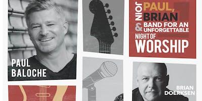 05/27 - Red Deer - Worship Nights Tour