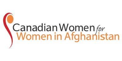 Breaking Bread for Canadian Women for Women in Afghanistan