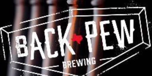 The Samy Jo Band @ Back Pew Brewing