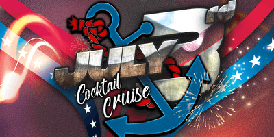 July 3rd Night Booze Cruise on The Chicago River & Lake Michigan
