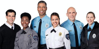 Hospital Security Officer Job Fair