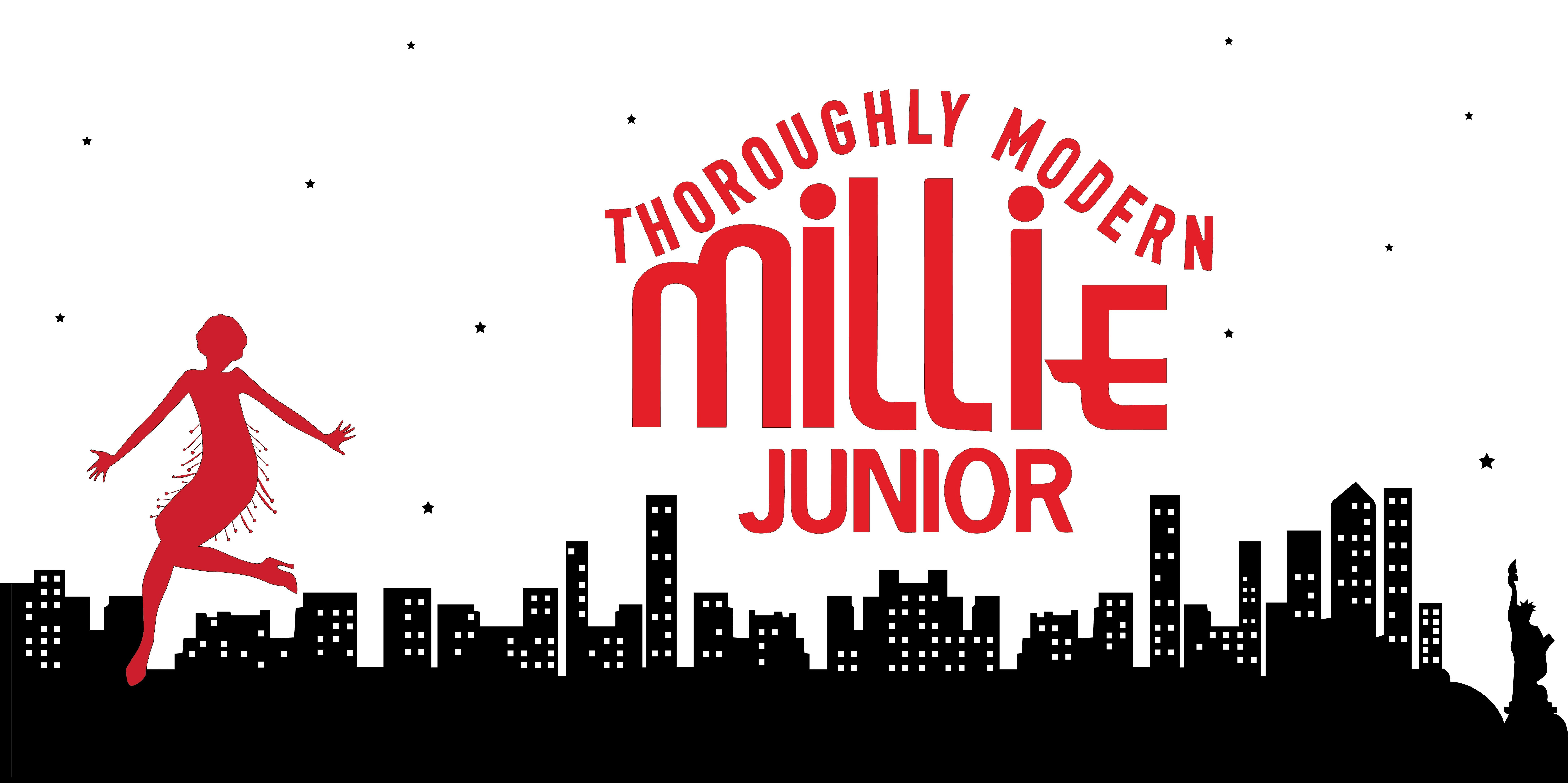 Thoroughly Modern Millie Jr -- Friday March 2