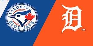 Detroit Tigers vs. Toronto Blue Jays