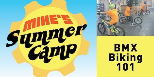 BMX Biking Summer Camp- July
