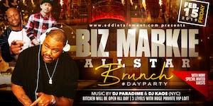 ★-★ BIZ MARKIE ALLSTAR BRUNCH ★-★ with Paradime & DJ...
