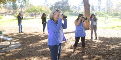 Orange County, Beginner Digital Camera Photo Class (+ Get off of auto!)