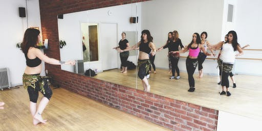 Bellydance Fitness - Wednesdays