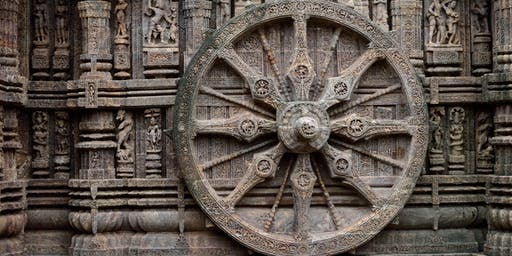 Dharma Day – Sound and Vision Mantra | Art | Ritual